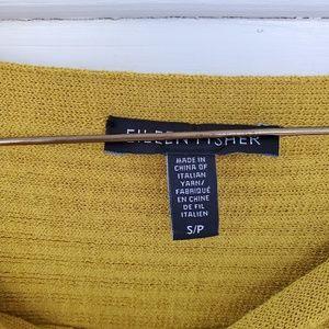 Eileen Fisher Sweaters - Eileen Fisher - Yellow Knit Sweater NWOT